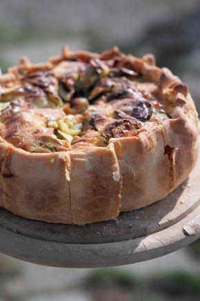 Деревенские пироги