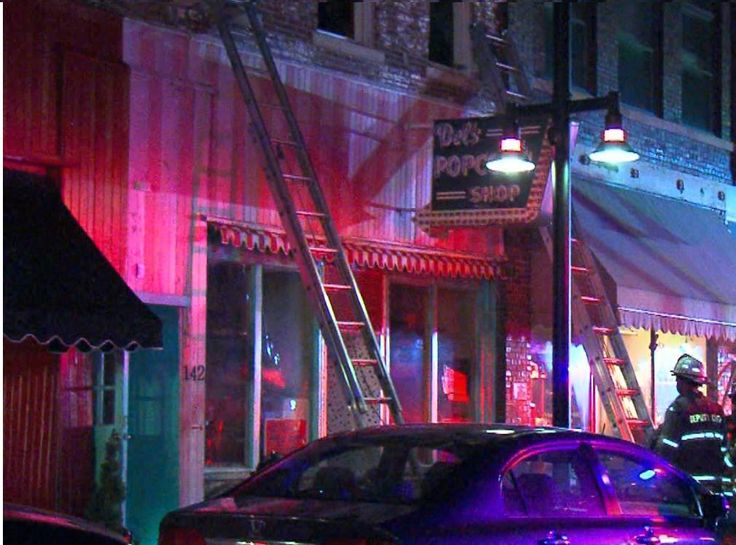 Early-morning fire damages downtown Decatur business - Wandtv.com, NewsCenter17, StormCenter17, Central Illinois News-