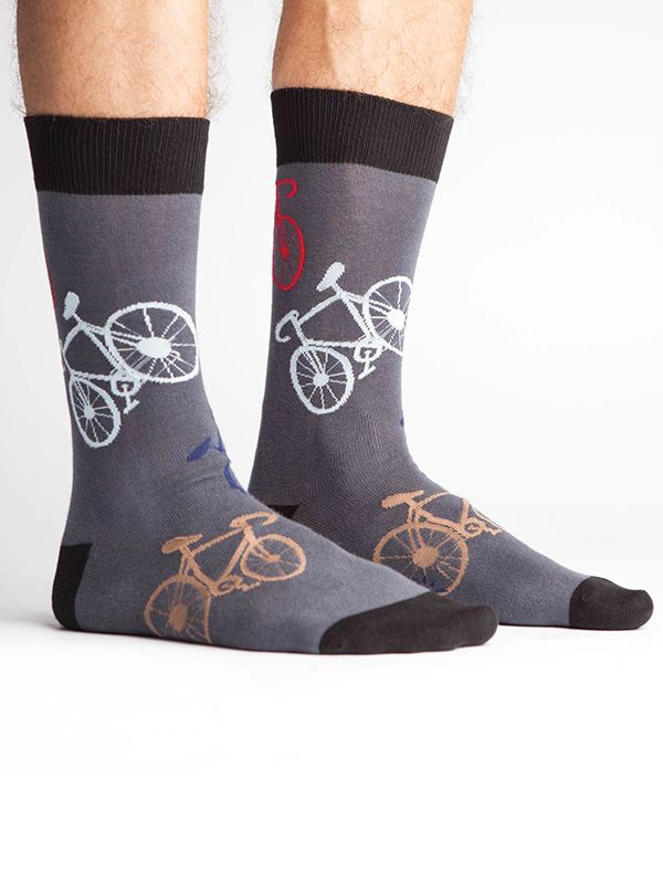 New Blue Cycling Socks Size 7-13