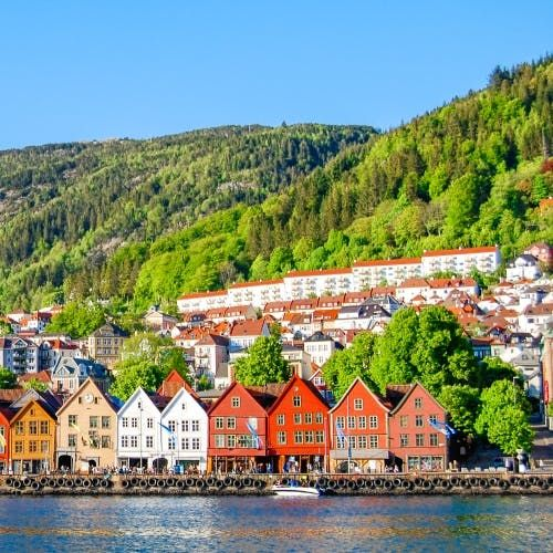 Met trein door Noorwegen | TravelBird