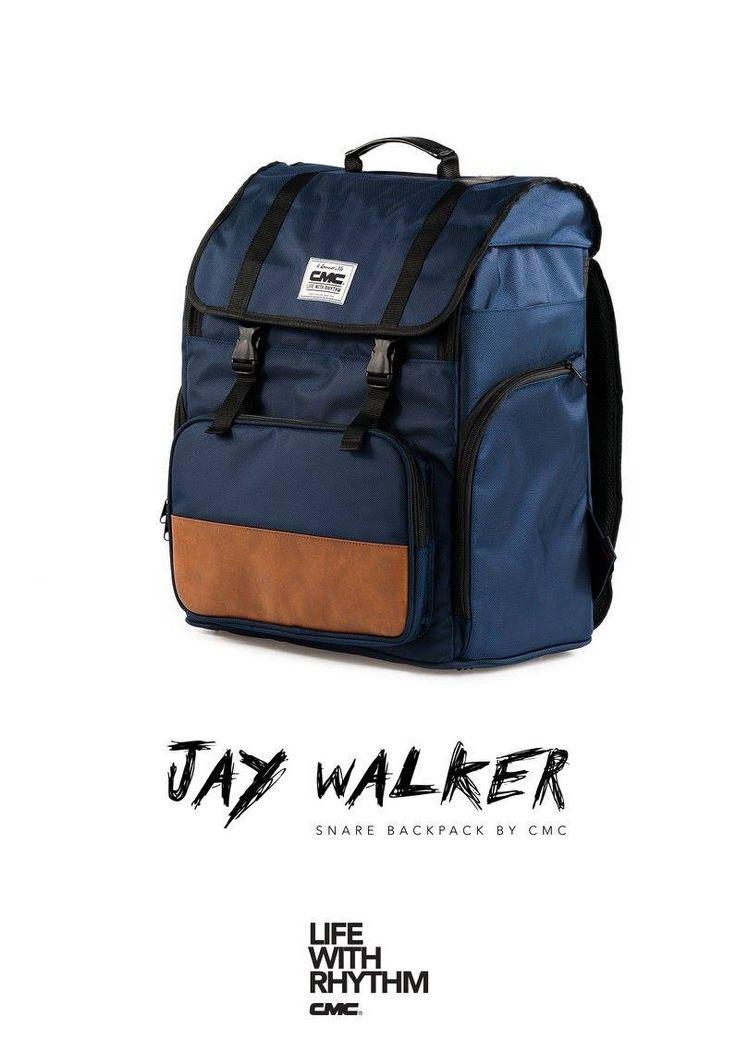 CMC Snare Bags - Jay Walker