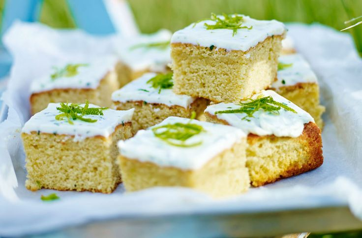 Inspired by the classic cocktail, this booze-free bake will leave you feeling refreshed this summer.