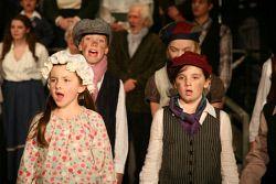 KGM-0024418 © WestPix Teagan Woodall, Laura Stump, Ami van Zyl abd Ashleigh Hicks singing their hearts out. Picture: Elaine Cooney