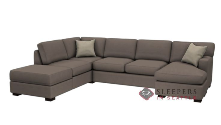 1000 Ideas About Sectional Sofa With Sleeper On Pinterest