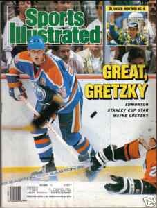 Wayne Gretzky - 1987 Hockey