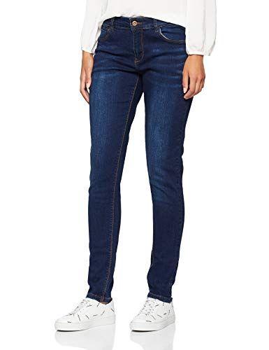 Azules Jeans Basic slim Women's Springfield Frq Blue gama Straight OBaqH6