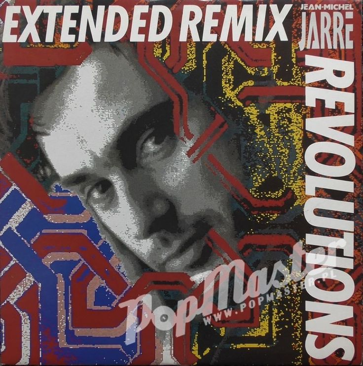 Jean Michel Jarre Revolutions Polydor PZ 25 Muzyka Elektroniczna Winyle Jean Mi