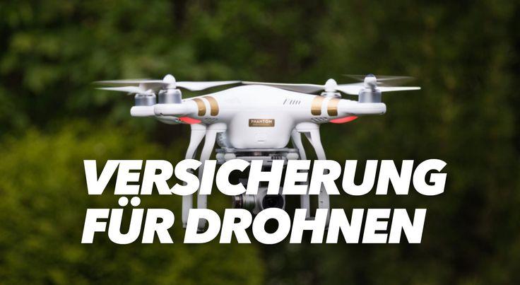 Endlich. Hochwertige Haftpflicht - und Vollkasko Versicherung für Drohnen ✓ Ob privat oder gewerblich ✓ Flieg nicht ohne ✓ Wildflug ✓