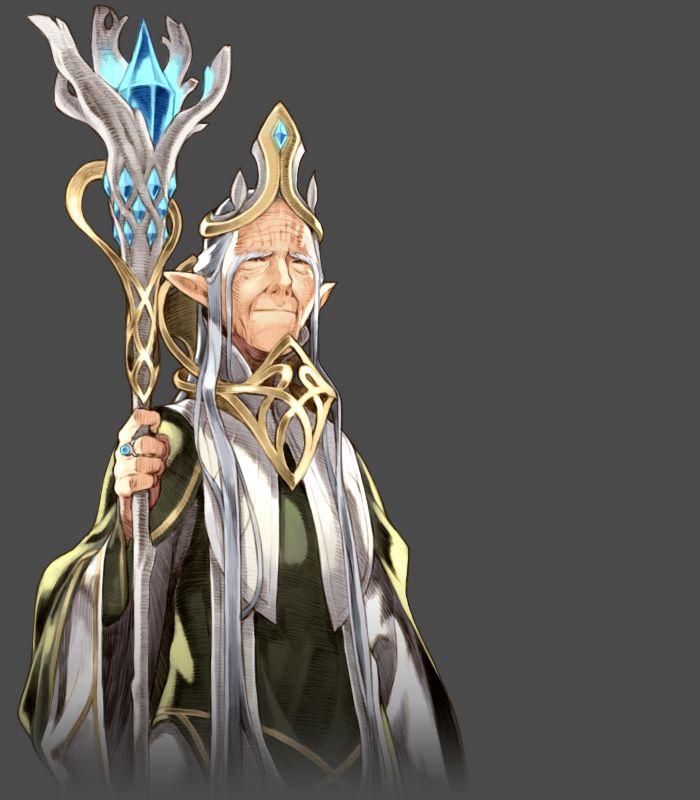 Thalosus from Dungeon Striker