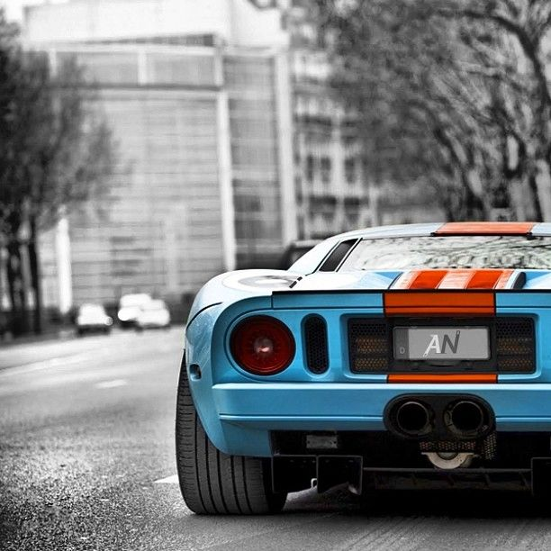 Sweet Ford GT