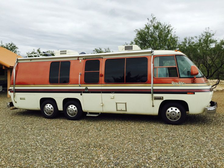 82 best motorhomes images on pinterest campers camp trailers 77 gmc royale motorhome publicscrutiny Image collections