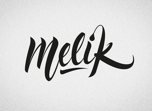 Brushpen Projects by VOLTIO™, via Behance