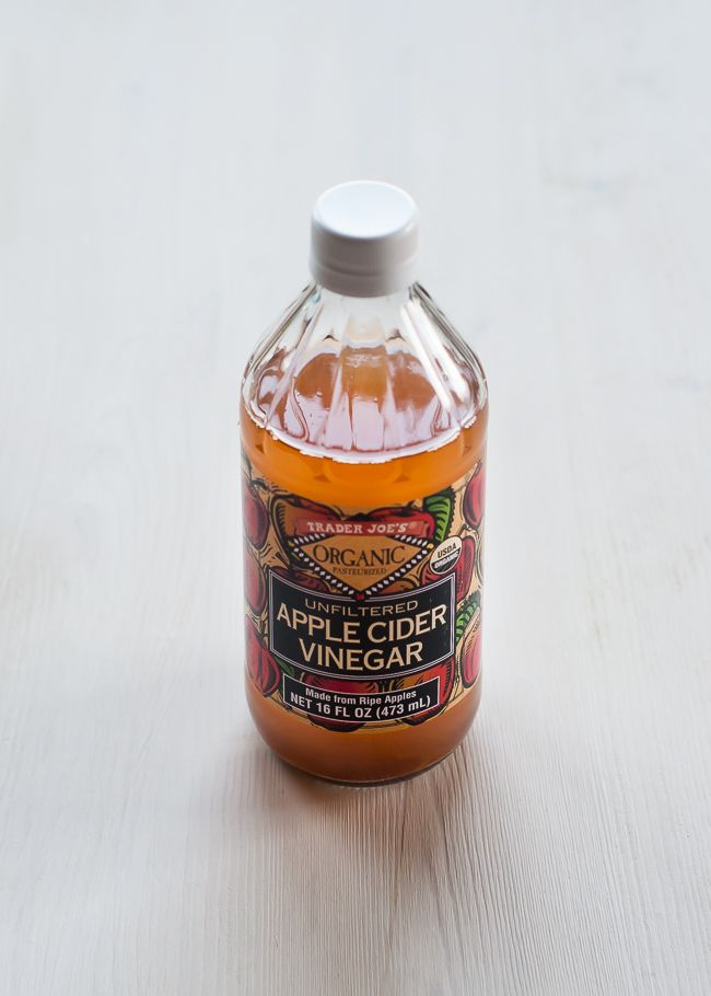 APPLE CIDER VINEGAR The health benefits of apple cider vinegar are too long to list! It has been used for centuries for all sorts of conditions and ills. Gargling with equal parts apple cider vinegar and warm water is great for a sore throat, and the acidity will kill germs. For sinus drainage, use 1 teaspoon of ACV in one cup of warm water. But use caution – too much apple cider vinegar can cause irritation. Make sure to dilute it and you'll still be able to enjoy the benefits.