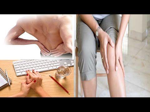 Artrose, receitas caseiras para aliviar a dor
