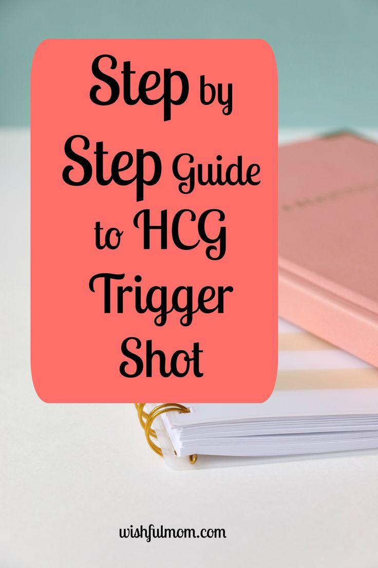ivf trigger shot instructions