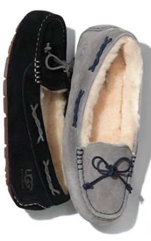 comfy Ugg slippers on sale for $80! so many colors!