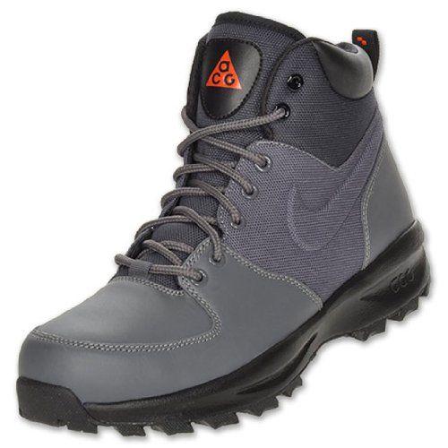 Amazon Com Nike Manoa Acg Mens Boots 472780 001 Shoes