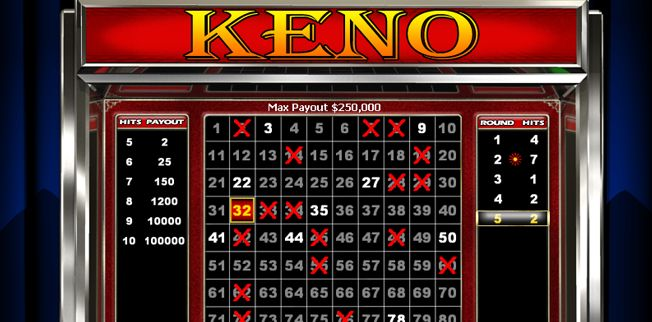 tips for keno