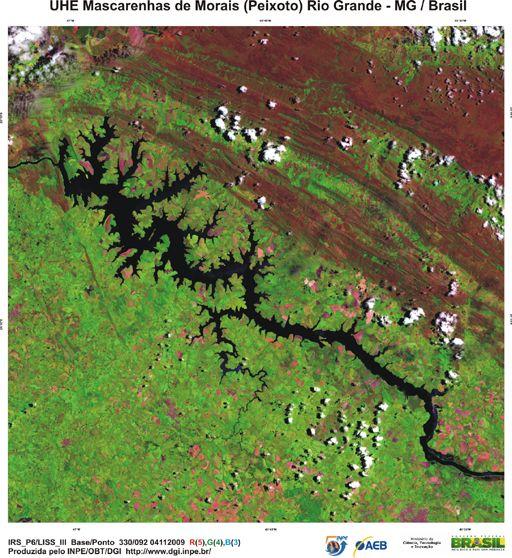 Rio Grande MG INPE/OBT/DGI - Divisão de Geração de Imagens