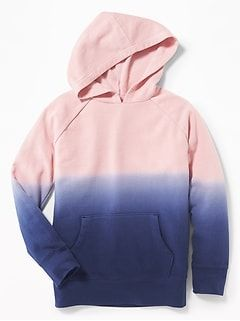 67a5692cc Plush-Knit Sleeve-Stripe Pullover Hoodie for Girls in 2019 | Kate's stitch  fix | Hoodies, Old navy outfits, Boys hoodies