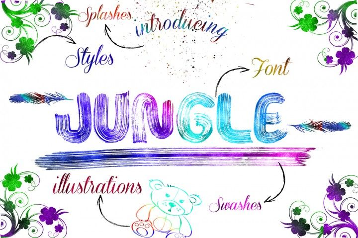Jungle Limited Time %50 Off By OnlyTheOriginaLs