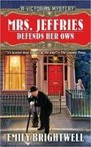 Mrs. Jeffries Defends Her Own by Emily Brightwell. I needed a fluffy book after finishing the Jaycee Dugard book the other day. I love historical cozy mysteries! - Mary Moore, director