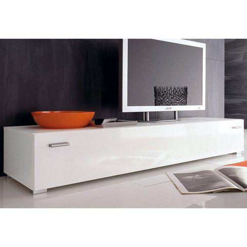 Meuble bas TV largeur 100 ou 150 cm - 3Suisses