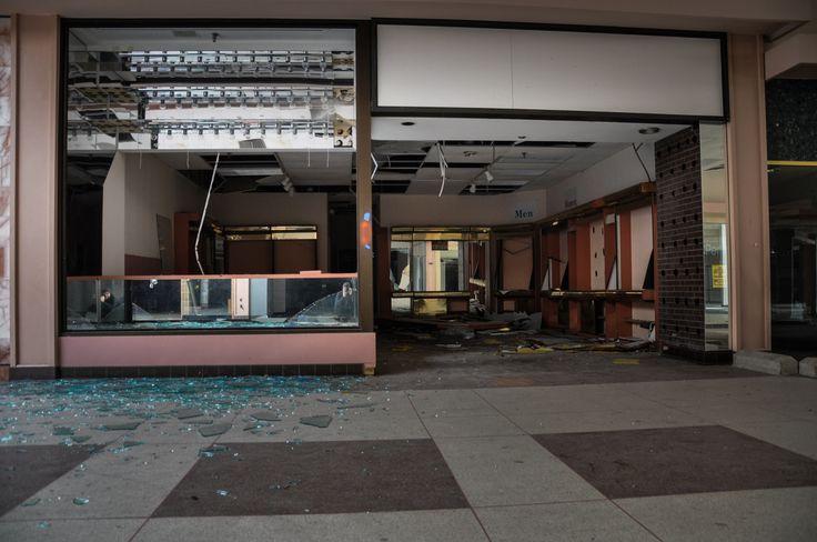PHOTOS. Des centres commerciaux abandonnés révèlent une autre facette de la surconsommation aux Etats-Unis Seph Lawless