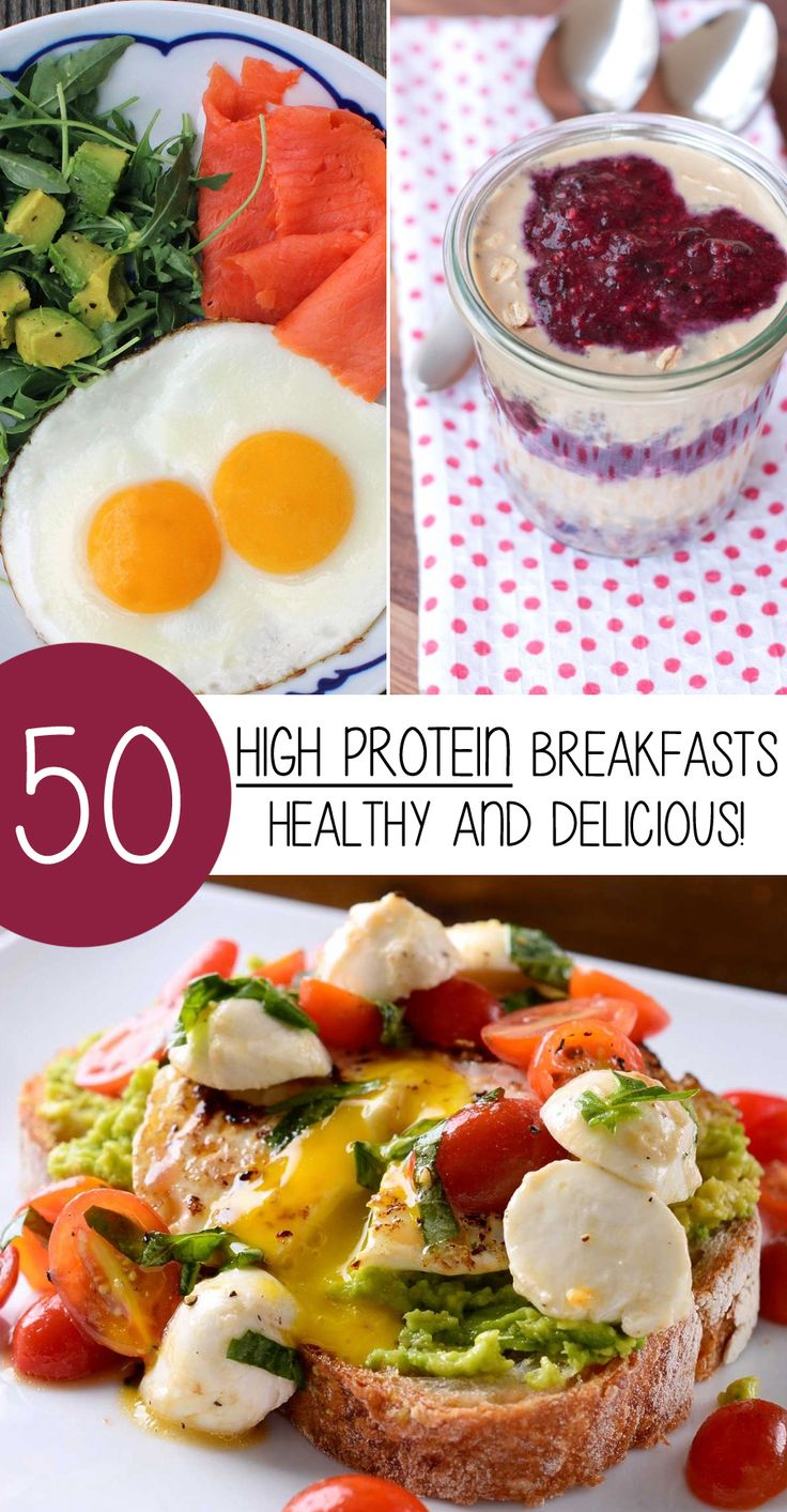 50-High-Protein-Breakfasts...There are a few I would not use bc of dairy and gluten, but there are great choices!