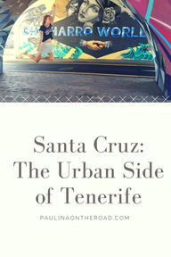 Tenerife has an urban side? Discover here why you should visit the capital of this Canarian Island (Spain). It's more than beach and sun!
