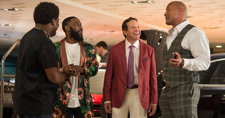 Ballers Episode 3.2 Recap: The Rock Gets Hit by The Bull Rush -- Spencer works his charm on Vegas power players to open a door for a professional football team in the latest episode of HBO's Ballers. -- http://tvweb.com/ballers-season-3-episode-2-recap-bull-rush/