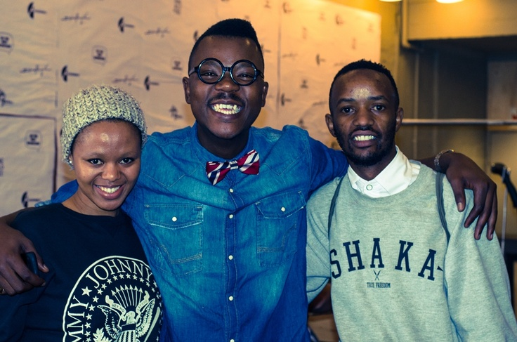 I chat to Johannesburg based comedian Tolassmo | Creative Nestlings