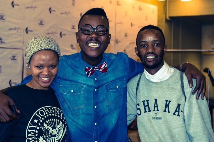 I chat to Johannesburg based comedian Tolassmo | Creative Nestlings