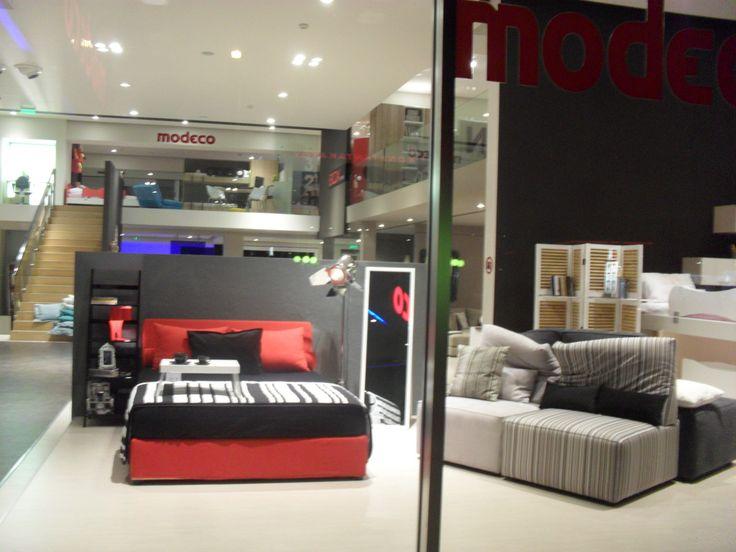 Φωτογραφία του εσωτερικού χώρου του νέου καταστήματος Modeco στην Πάτρα! ΝΕΟ Πατρών-Αθηνών 135Α.