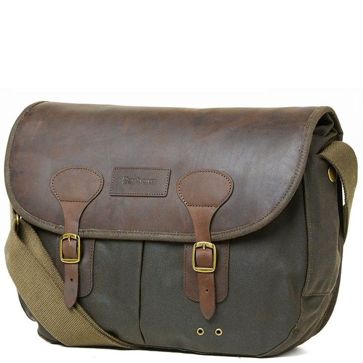 Barbour bag; waterproof. in use for 10 years already