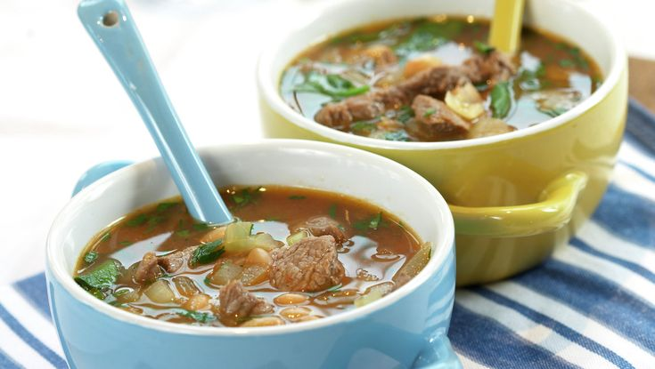 Texmexsuppe