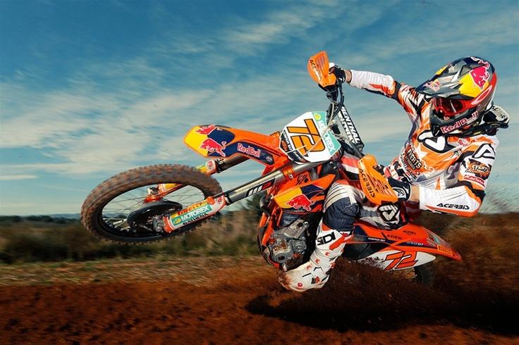 KTM 2013  #motocross
