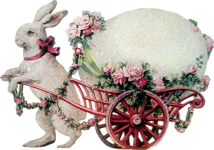 Zibi Vintage Scrap: Zajączek wielkanocny: Printable, Easter Cards, Vintage Easter, Art, Easter Images, Easter Graphics, Vintage Scrap, Greetingcard Vintage Photo, Vintage Cards