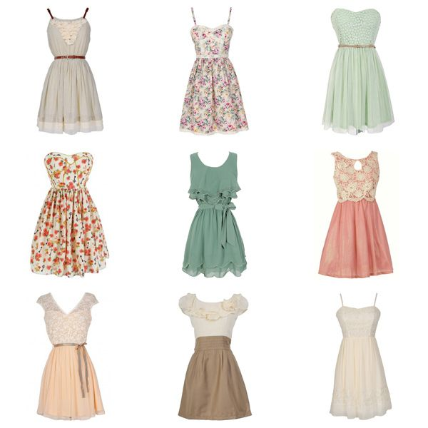 I WANT THEM ALL!! I can't wait for summer again! It's my favorite!