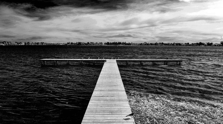 Simple Pier by Brent  Price - Photo 74963927 - 500px