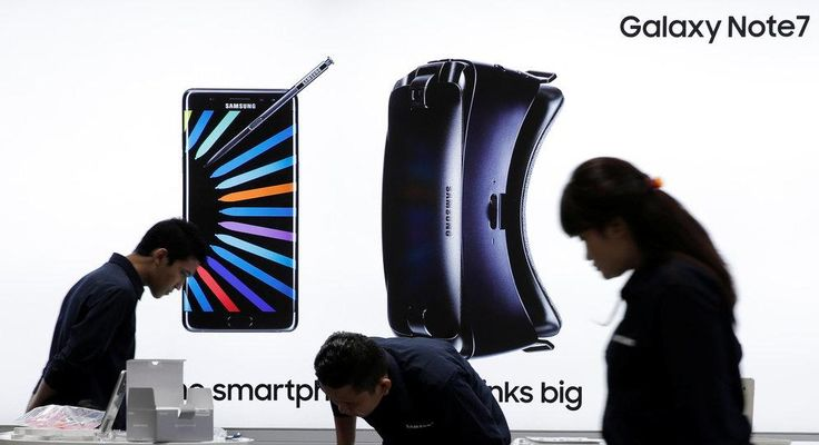Why Samsung Abandoned Its Galaxy Note 7 Flagship Phone -  Why Samsung Abandoned Its Galaxy Note 7 Flagship Phone The drastic move is highly unusual in the technology industry where companies tend to keep trying to improve a product rather than pull it altogether. Fecha: October 12 2016 at 01:01PM via Digg: http://ift.tt/2dL5kEP - Sigueme en mi página de Facebook: http://ift.tt/1Unt1E1 - Etiquetas: Comico Curiosidades Digg Diversion Entretenimientos Funny Gracioso Guanare Venezuela Mascotas…