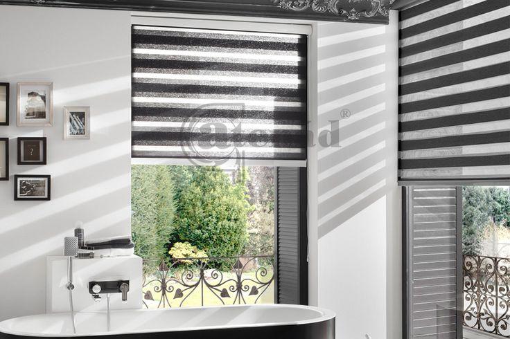 black& white - twinlight blind