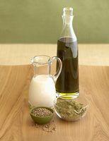 Cómo extraer aceite de semillas de cáñamo