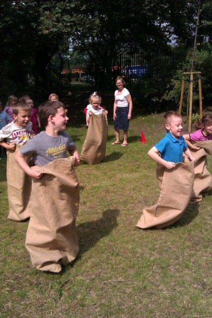Children's Day - sports
