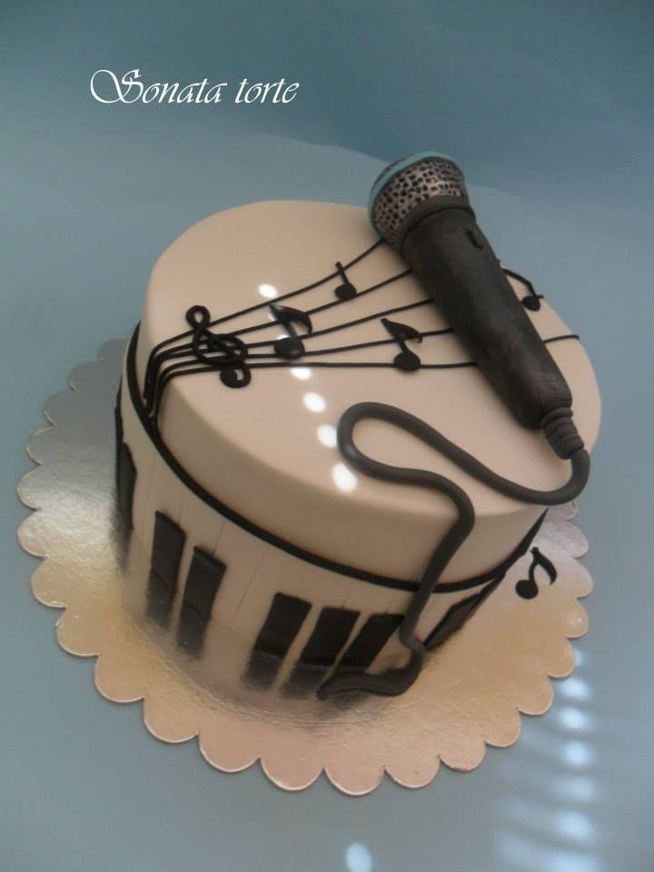 Kuchen thema musik