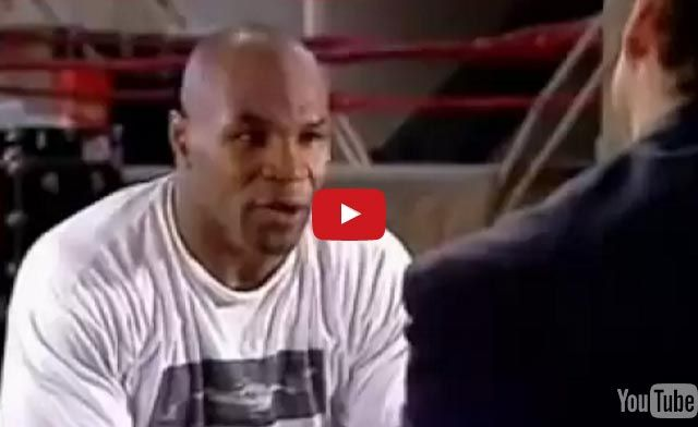 Former boxing champ, Mike Tyson explains what #Islam means to him and how he became a Muslim.