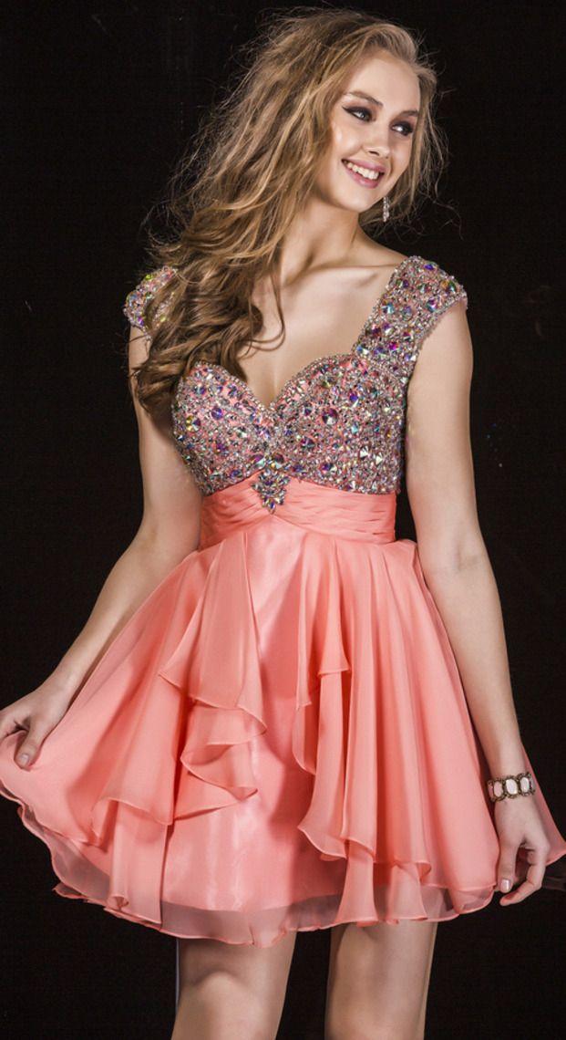 Mejores 127 imágenes de Homecoming Dresses en Pinterest | Vestidos ...