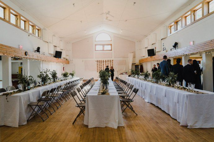 Toronto Island Wedding Algonquin Island Association
