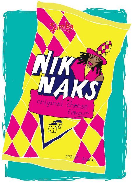 Nik Naks. One of my favorite proudly South African snacks.