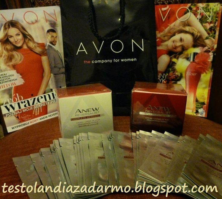 Ambasadorki w kampanii Avon otrzymały taką oto paczuszkę #AnewStreetcom http://testolandiazadarmo.blogspot.com/2014/04/kampania-streetcom-kremy-avon-anew.html